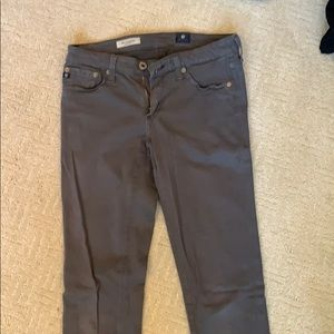 AG Grey Jean/Pant